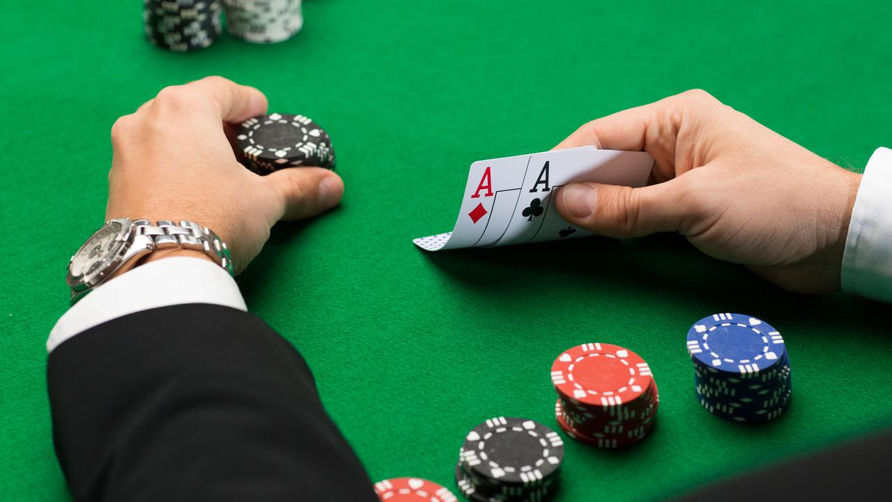 TIPS AND TRICKS TO WIN TO PLAY POKER GAME ONLINE