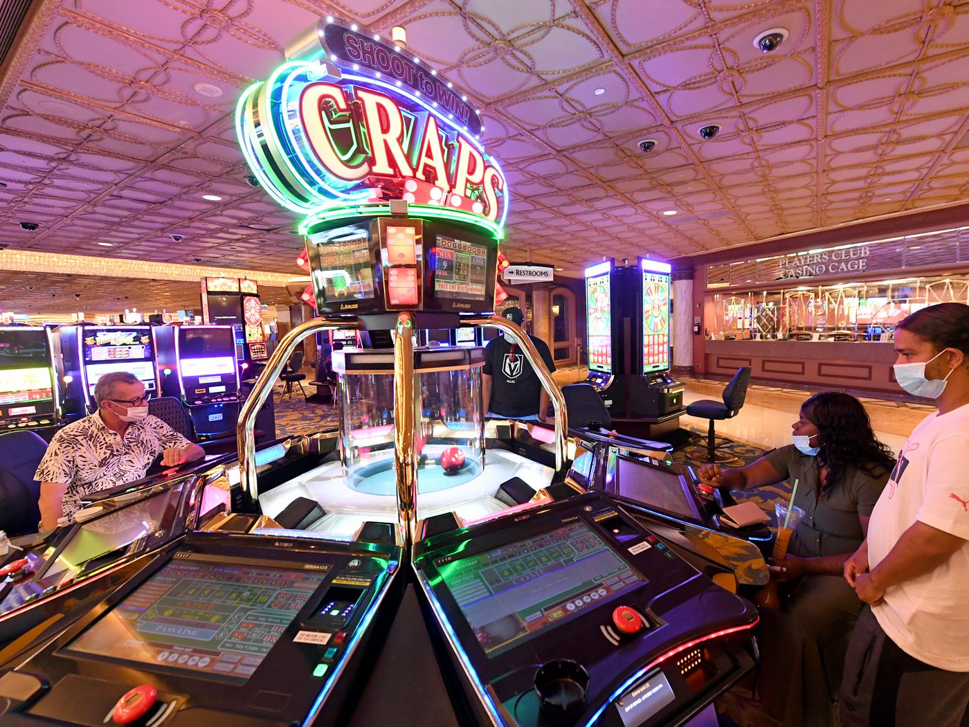 The reason online live casino gambling games are very popular